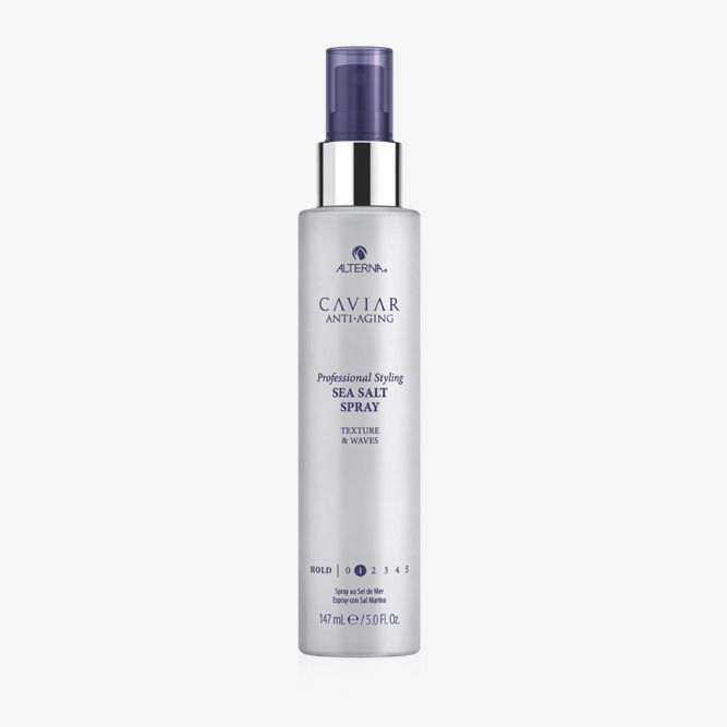 Anti Aging Professional Styling Sea Salt Texturizing Spray (Caviar) #seasaltspray #hairproducts