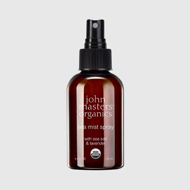 Organics Sea Mist Spray With Sea Salt And Lavender (John Masters) #seasaltspray #hairproducts