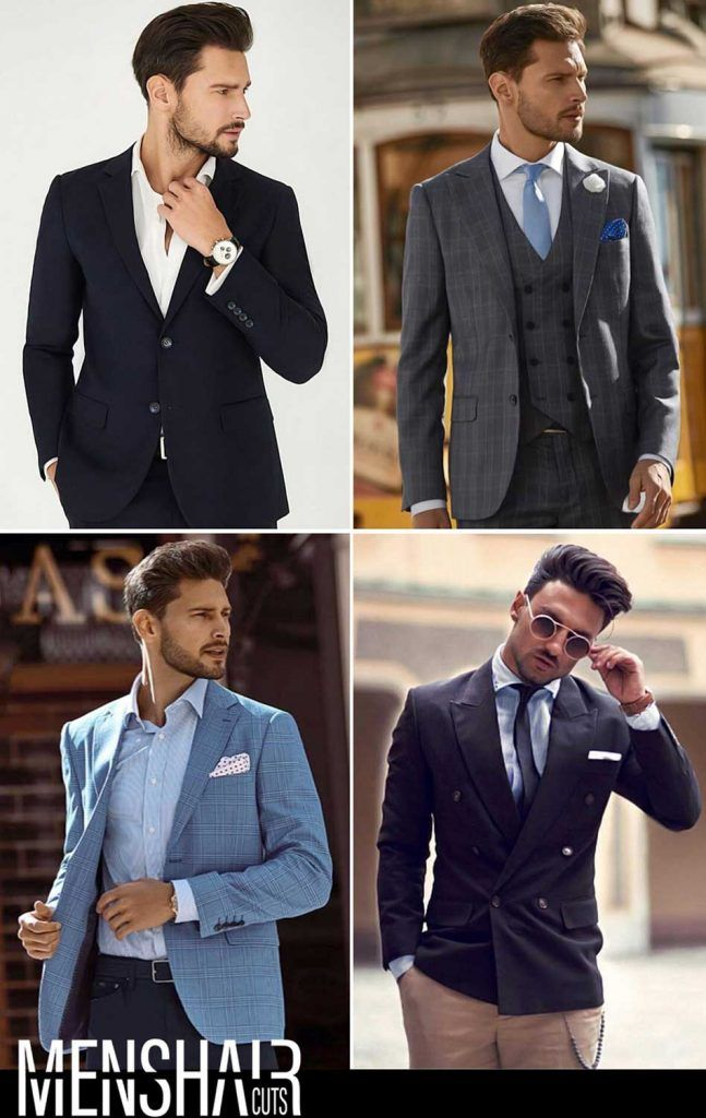Suiting & Blazers #cocktailattireformen #cocktailattire