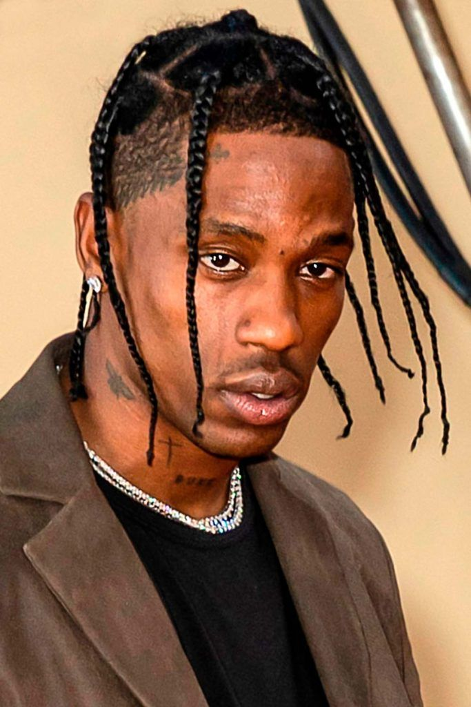 Box Braids Men Hairstyles The Hottest Photo Gallery