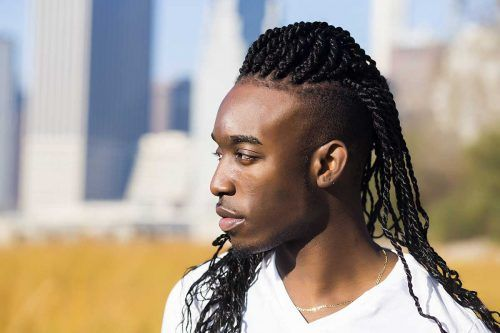 Twist Hairstyles For Men Are Your Gold Mine If You Have Kinky Locks