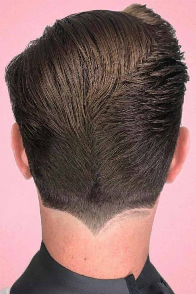 Slick Back Ducktail #ducktaihaircut #retrohair #50shairstyles