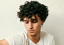Timeless Curly Hairstyles For Men To Be Always In Style