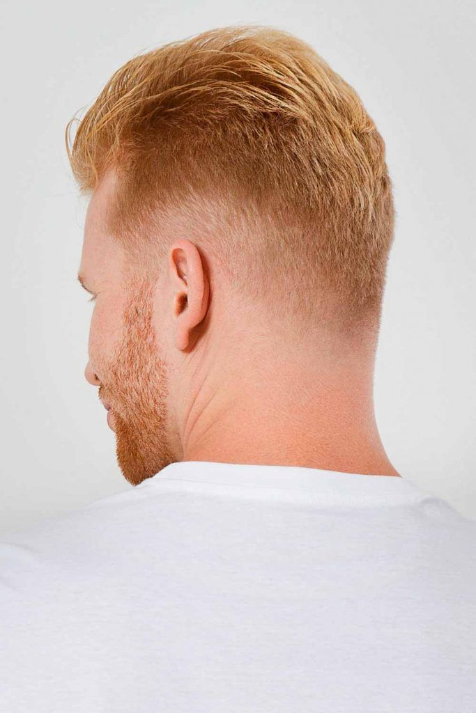 Burst Fade for White Guys #burstfade #fade #fadehaircut