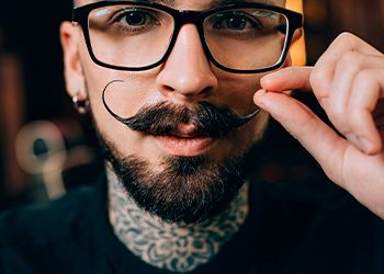 Mustache Styles: 12 Types of Mustaches You Should Consider
