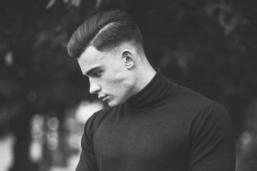 Keep Your Hair Short And Cool With A Classy Fade Haircut
