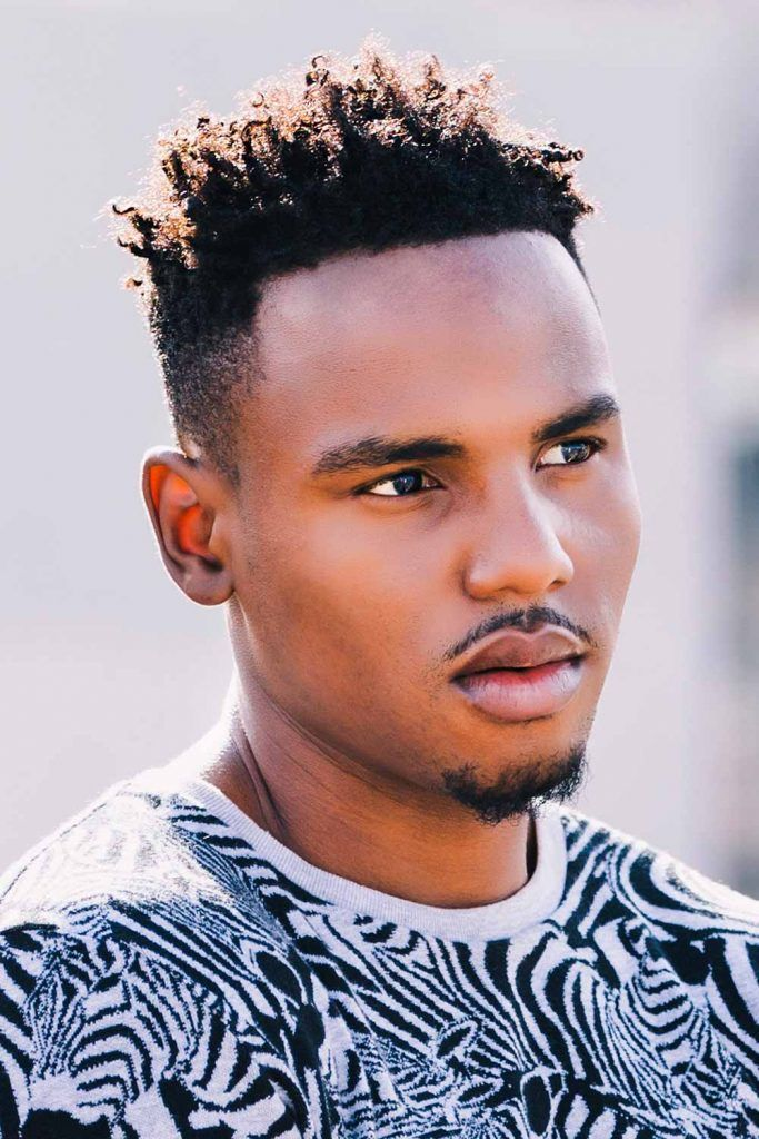 Twists With Faded Sides #blackmenhaircuts #haircutsforblackmen #blackhair #blackhaircuts