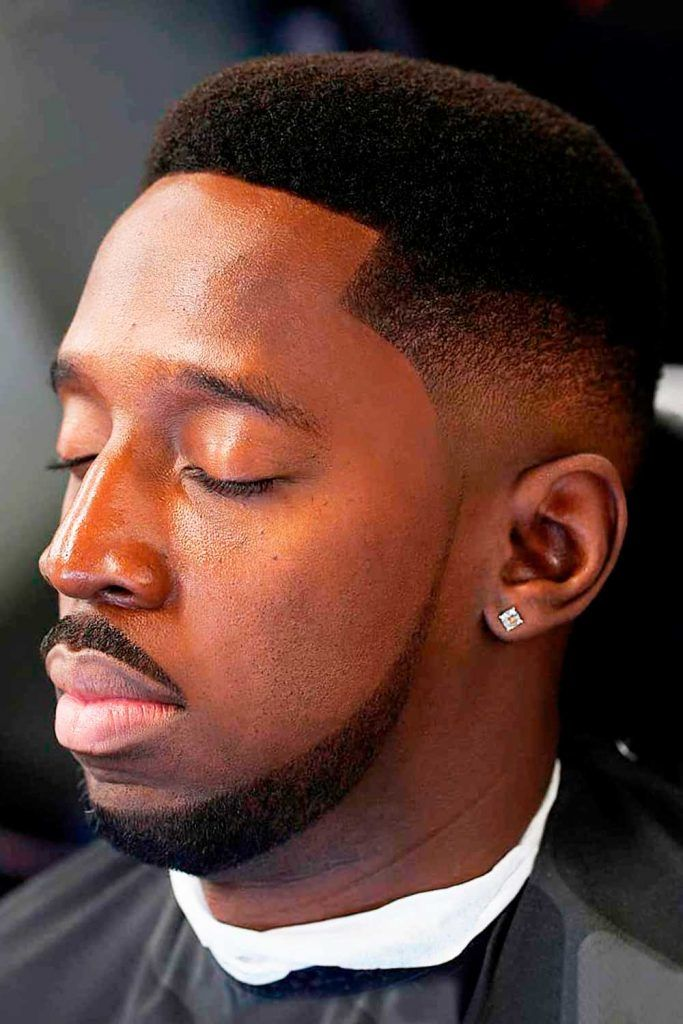 Line Up #blackmenhaircuts #haircutsforblackmen #blackhair #blackhaircuts