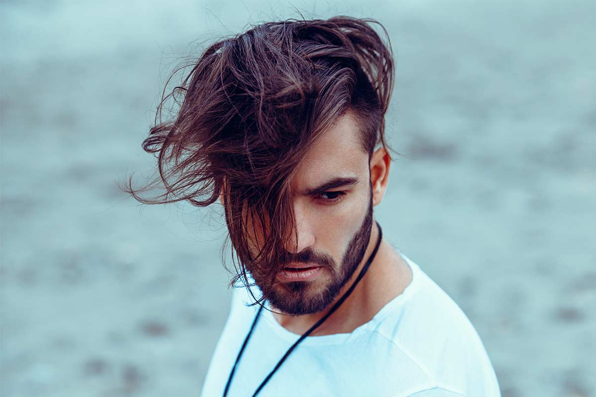 Trendy Ideas For Messy Hairstyles Men Should Go For Without Doubt