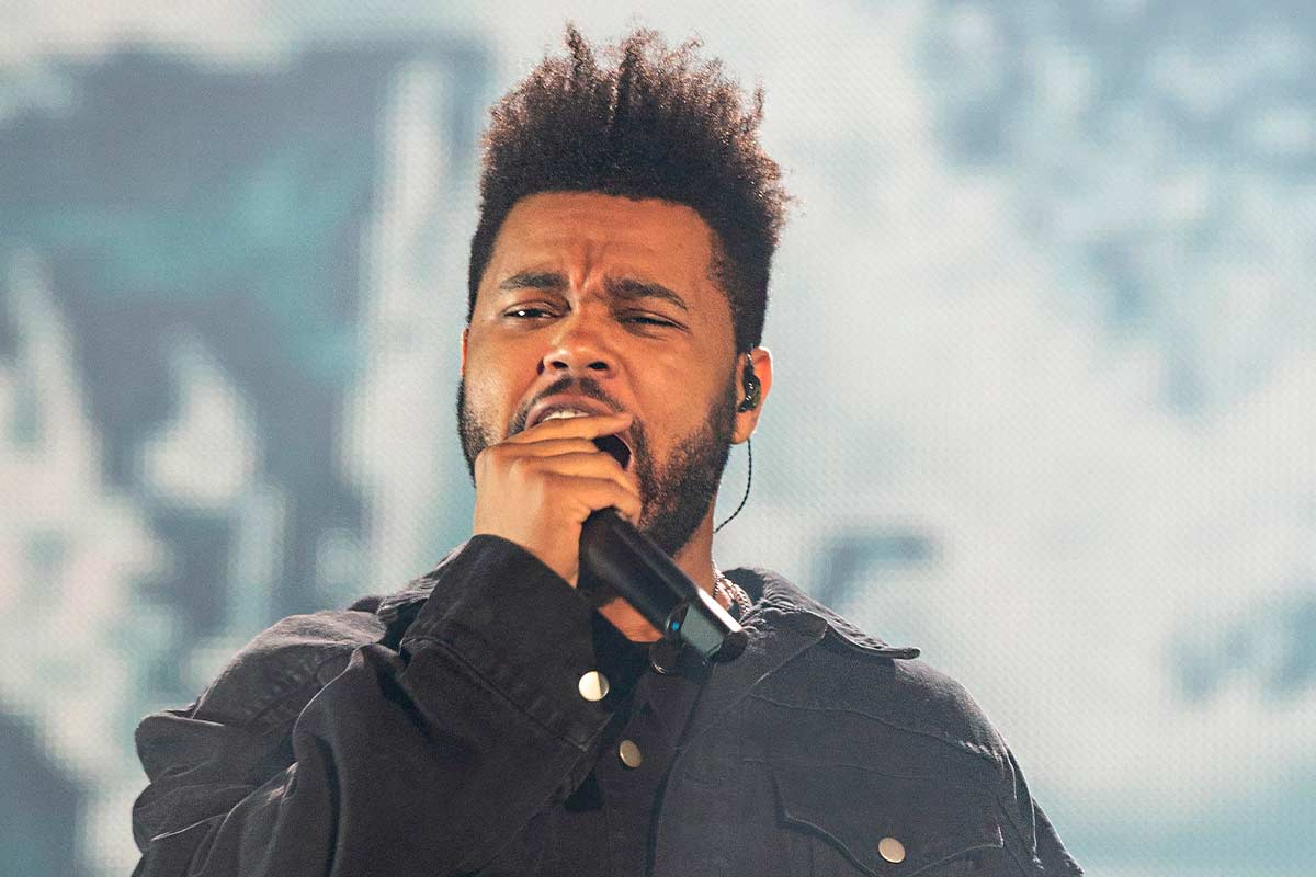 The Weeknd Hair Evolution (2021 Update)
