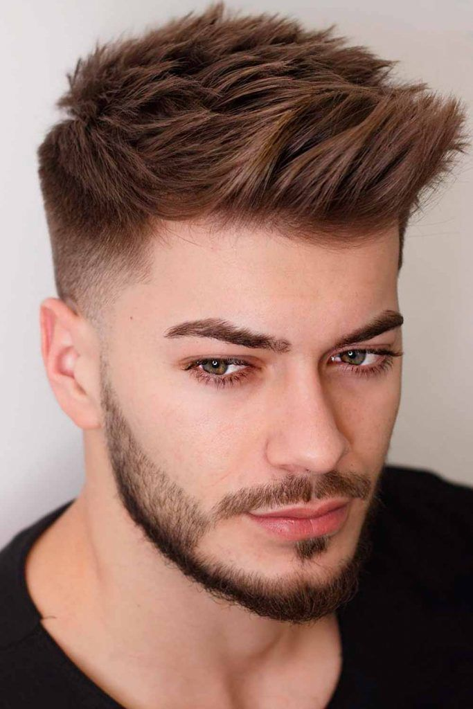 Messy Quiff Gentleman's Haircut #gentlemanshaircut #gentlemanscut #gentlemanhaircut