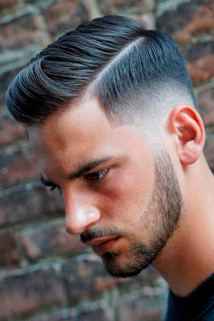 Short Comb Over Gentleman's Haircut #gentlemanshaircut #gentlemanscut #gentlemanhaircut