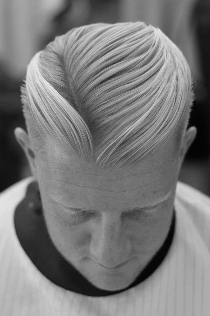 Side Part Undercut #gentlemanshaircut #gentlemanscut #gentlemanhaircut