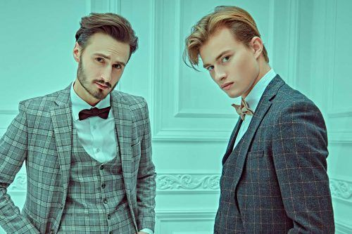 50 Freshest Prom Hairstyles For Men